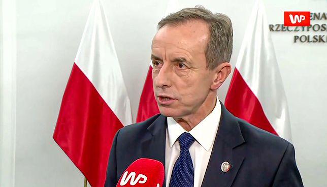 Tomasz Grodzki zlecił audyt w Senacie. To może być problem dla PiS i byłego marszałka Senatu Stanisława Karczewskiego.