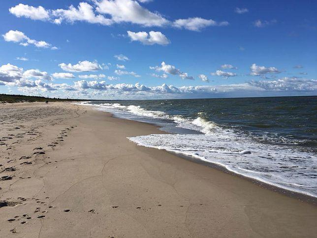 Temperatura wody w Bałtyku sięga 23 st. C.