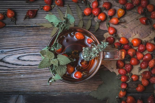 Owoce dzikiej róży to wiele inspiracji w kuchni.
