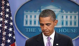 Obama ogłosił stan klęski żywiołowej w Karolinie Płn.