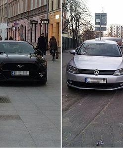 """""""Skończmy z nielegalnym parkowaniem"""" - jest petycja do prezydent Warszawy"""