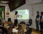 Otwarto elektroniczną klasę szkolną