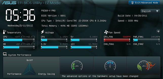 Co to jest UEFI? Następca BIOS-a