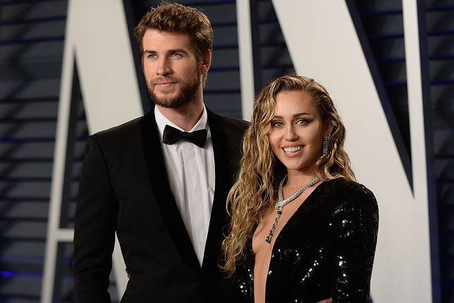 Liam Hemsworth złożył właśnie papiery rozwodowe