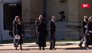 Książę William, księżna Kate i książę Harry znowu razem