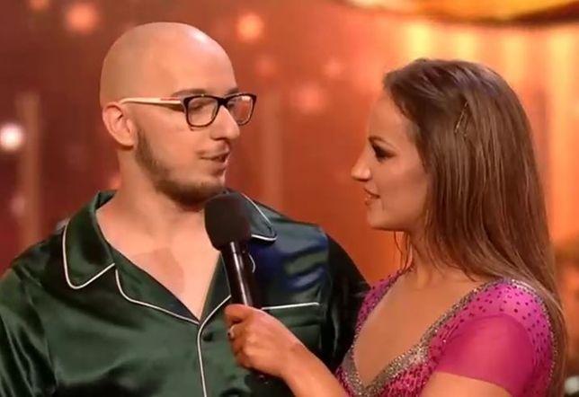 """""""Taniec z gwiazdami"""". Nawet partnerka nie była zadowolona z Gimpera"""