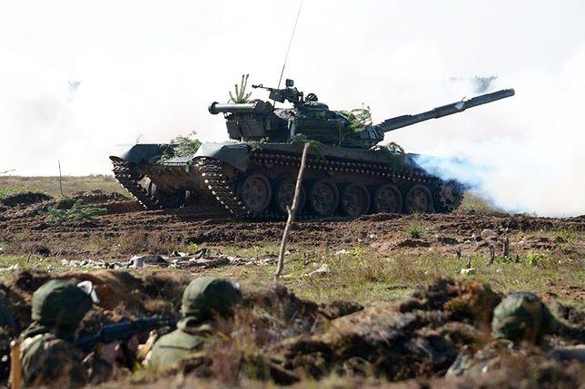 Resort obrony Białorusi zapowiada działania specjalne, mające za zadanie wzmocnienie granicy państwowej