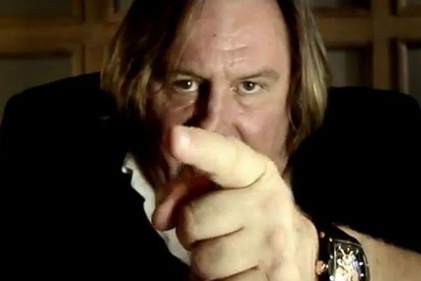 Gerard Depardieu: dumny z bycia Rosjaninem