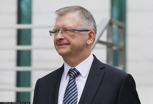 Ambasador Rosji w Polsce Siergiej Andriejew upomina się o wdzięczność wobec Rosji