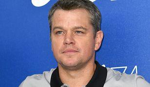 """Matt Damon odmówił zagrania w """"Avatarze"""". Mógł zarobić 250 mln dolarów"""