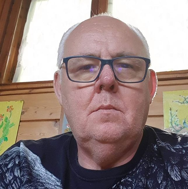 Były policjant Krzysztof Kwiatkowski