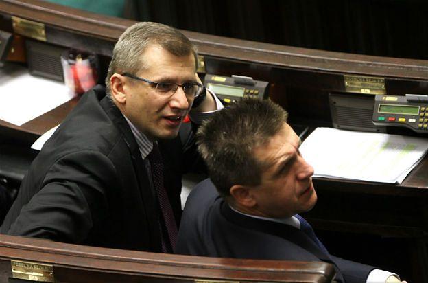 Prezes NIK Krzysztof Kwiatkowski i Jan Bury z PSL z zarzutami