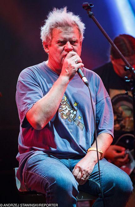 Kazik Staszewski od 1984 związany jest z żoną Anną