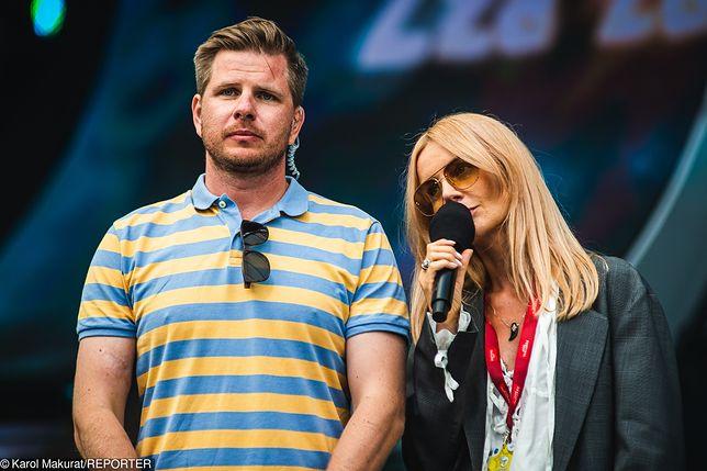 Filip Chajzer i Agnieszka Woźniak-Starak nie popisali się w Sopocie