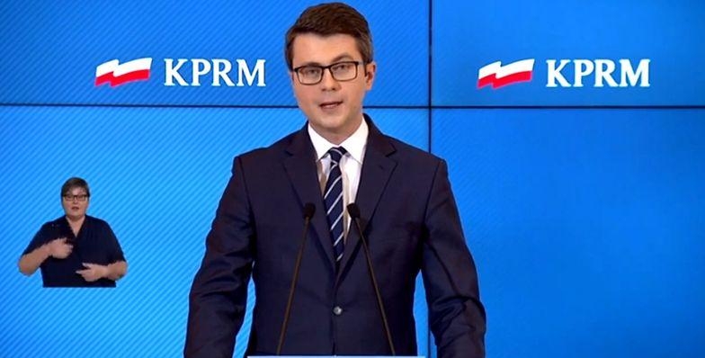Wyrok TSUE. Rzecznik rządu o dalszych krokach Morawieckiego