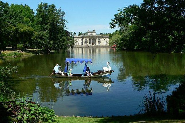 W Łazienkach Królewskich już niedługo zagości lato!