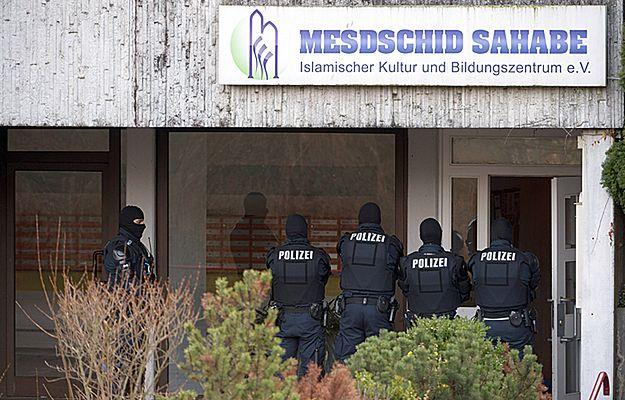 Pod zarzutem wspierania IS zamknięto meczet w Stuttgarcie