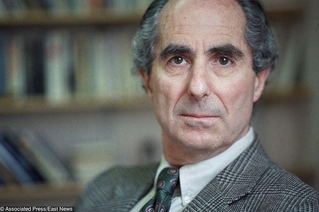 Philip Roth nie żyje. Zdobywca nagrody Pulitzera zmarł w wieku 85 lat