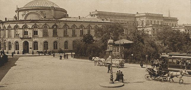 Warszawa i okolice w 1915 roku [PIĘKNE ZDJĘCIA]