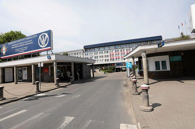 Ciało Gruzina przed szpitalem. Nowe ustalenia śledczych