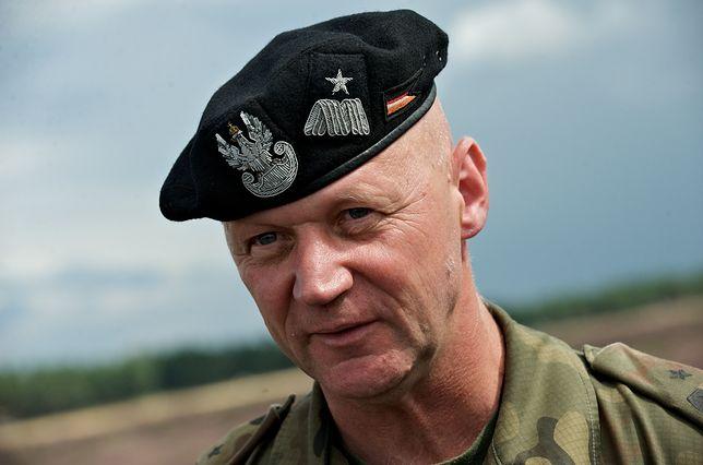 Nowy doradca wojskowy Andrzeja Dudy. Wcześniej miał konflikt z Misiewiczem