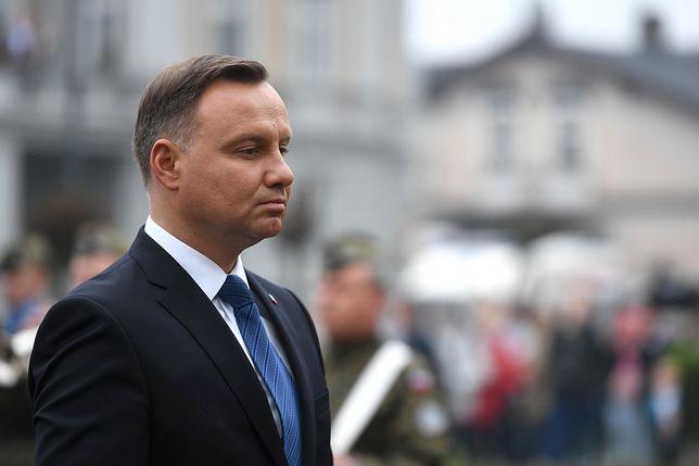 Andrzej Duda chciałby, aby Polacy zagłosowali 11 listopada