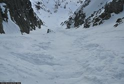 """Czechy. Ratownicy wyciągnęli kobietę spod śniegu po zejściu lawiny. """"Stan krytyczny"""""""