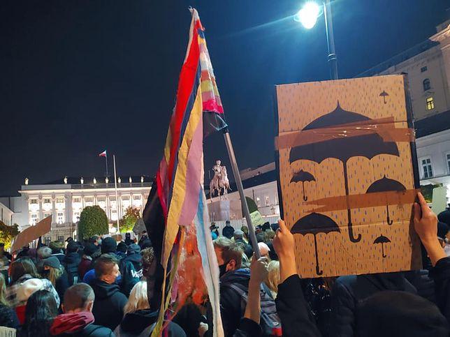 Aborcja w Polsce. Protesty w całym kraju po wyroku TK. Relacja na żywo