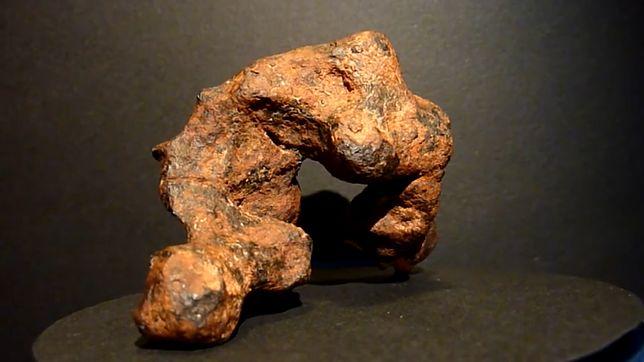 Naukowcy zbadali odłamki meteorytu Mundrabilla