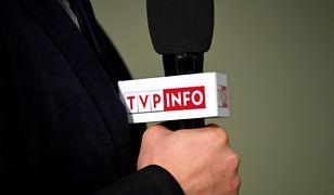 Koronawirus został wykryty w TAI odpowiedzialnej za przygotowywanie programów TVP Info