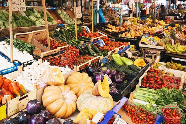 Ceny i warzyw i owoców mogą szokować