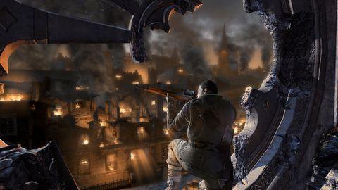 Macie 24 godziny by ustrzelić Sniper Elite V2 ze Steama za darmo!