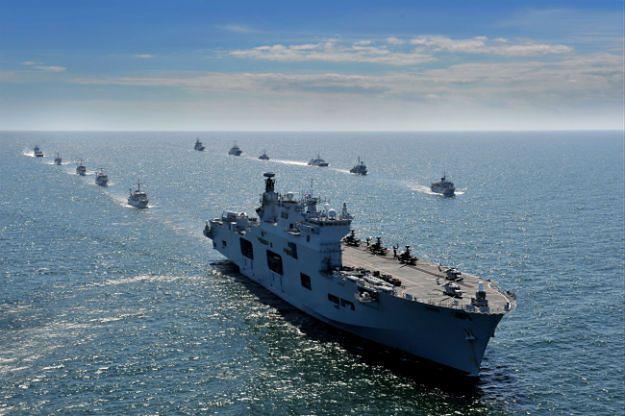 Wiceadmirał James Foggo: powrót Rosji do ćwiczeń Baltops zależy od niej samej