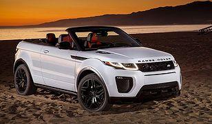 Range Rover Evoque Convertible: poznaliśmy ceny