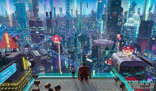 """""""Ralph Demolka w internecie"""" to przezabawna animacja o wirtualnym świecie"""
