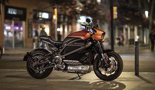 Harley-Davidson zmienia strategię. Motocykle elektryczne idą na bok