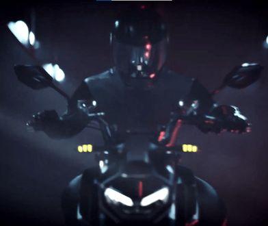 Super Soco TS Street Hunter – nowy elektryczny model w najnowszej zapowiedzi