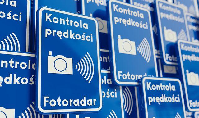 ITD: będzie kilkaset nowych fotoradarów