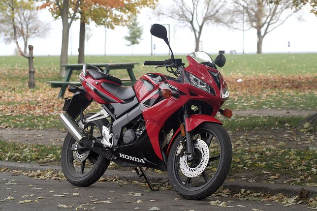 Honda CBR125R