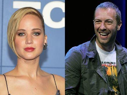Jennifer Lawrence i Chris Martin mogą być parą