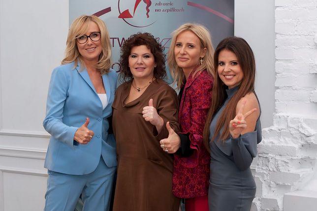 """Ambasadorkami projektu """"Zdrowie na Szpilkach"""""""