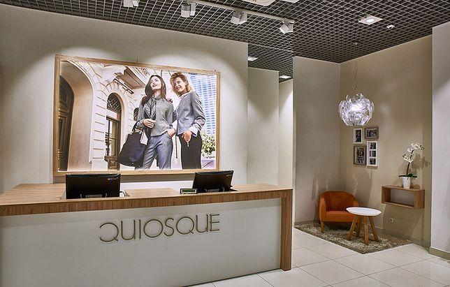 Jeden z salonów Quiosque, marki, która istnieje na rynku od ćwierćwiecza