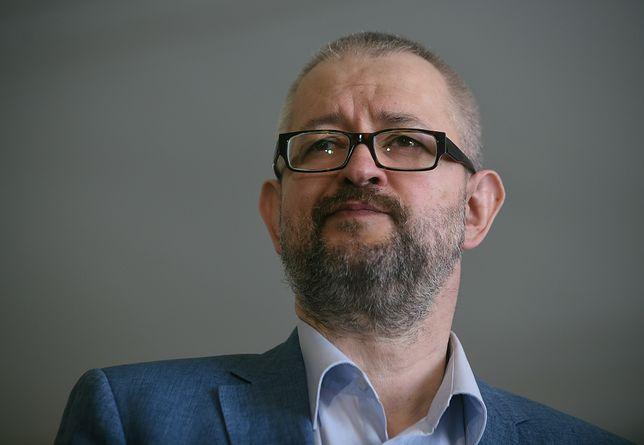 Pisarz fantastycznonaukowy, działacz fandomu
