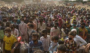 Mutacja koronawirusa z Indii już w Europie