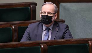 Koronawirus w Polsce. Niedzielski ma dobrą wiadomość