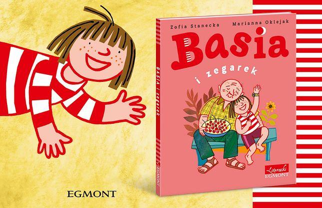 """""""Basia i zegarek"""" to już 37 tom przygód małej dziewczynki"""