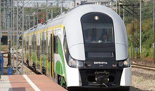 Będą nowe pociągi w Małopolsce. Chcą zainwestować sto milionów złotych