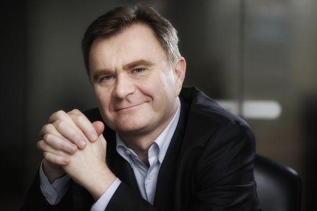 Krzysztof Pawiński, prezes Maspexu, przyznał, że jest zszokowany całą aferą