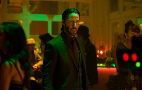 John Wick jest w Rzymie i jest gotowy zabijać