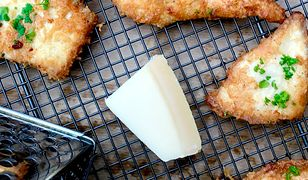 Filet z kurczaka w panierce z parmezanu